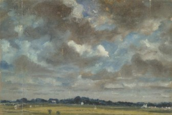 'Cloud Study' by John Constable, 1822