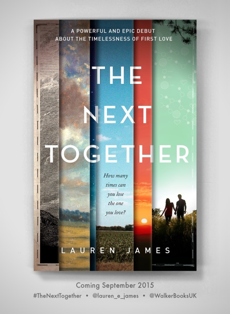 The Next Together cover reveal