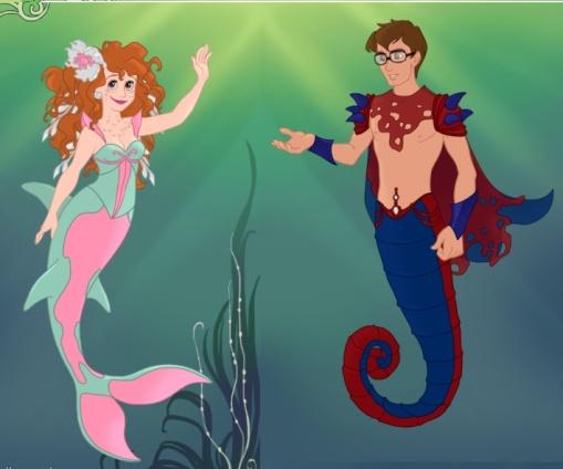 matt mermaid