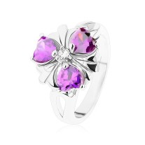 ring-in-silver-colour-flower-made-of-zircon-hearts-in-dark-violet