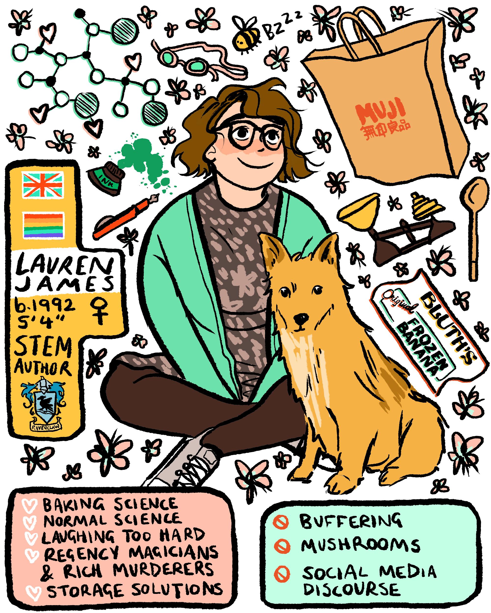 Meet The Artist - Lauren James
